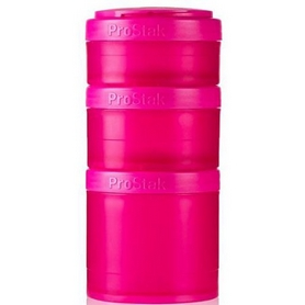 Контейнер для спортивного питания BlenderBottle Expansion Pak Original 500 мл розовый