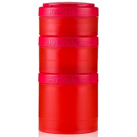 Распродажа*! Контейнер для спортивного питания BlenderBottle Expansion Pak Original 500 мл красный