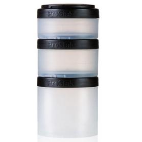 Контейнер для спортивного питания BlenderBottle Expansion Pak Original 500 мл прозрачный/черный