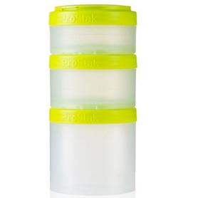 Контейнер для спортивного питания BlenderBottle Expansion Pak Original 500 мл прозрачный/зеленый