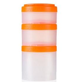 Контейнер для спортивного питания BlenderBottle Expansion Pak Original 500 мл прозрачный/оранжевый