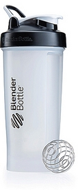 Шейкер BlenderBottle Pro 45 1300 мл Black/Clear