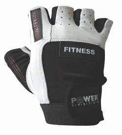Перчатки для фитнеса Power System Fitness PS-2300 Black-White