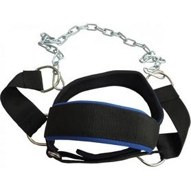 Упряжь для тренировки мышц шеи Power System Head Harness