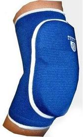Налокотники спортивные Power System Elastic Elbow Pad Blue