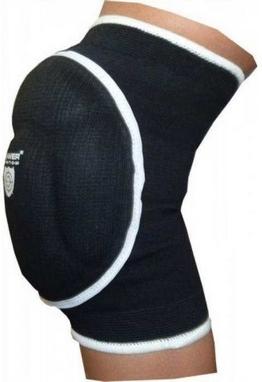 Наколенники спортивные Power System Elastic Knee Pad Black
