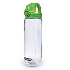 Бутылка спортивная Nalgene On the Fly OTF 650 мл Clear/Green