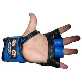 Фото 2 к товару Перчатки для MMA Power System Katame Blue