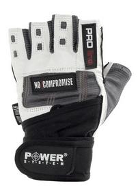 Перчатки спортивные Power System No Compromise Grey-White