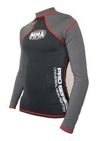 Рашгард Power System MMA Combat Black