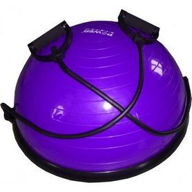 Платформа балансировочная Power System Bosu Balance Ball Set фиолетовая