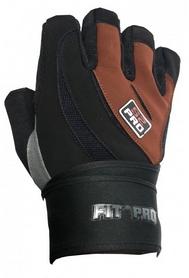 Перчатки атлетические Power System S2 Pro Black/Brown