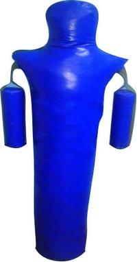 Манекен борцовский (одна нога, руки вниз) Ликтри