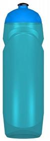 Бутылка спортивная Power System Rocket Bottle 750 мл прозрачный/аква