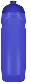 Бутылка спортивная Power System Rocket Bottle 750 мл прозрачный/синий