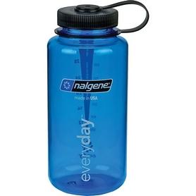 Бутылка спортивная Nalgene Silo 1400 мл Blue-Black