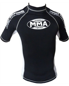 Рашгард Power System MMA Dragon Black-White