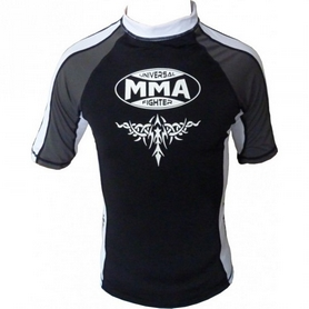 Рашгард Power System MMA Scorpio Black-White