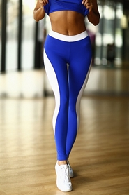 Леггинсы Designed For Fitness Basic Blue