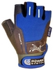 Перчатки спортивные Power System Woman's Power PS-2570 Blue - фото 1