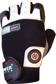 Перчатки спортивные Power System Easy Grip PS-2670 Black-White - XL