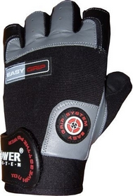 Перчатки спортивные Power System Easy Grip PS-2670 Black-Grey - M