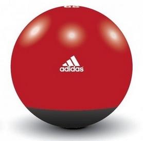 Мяч для фитнеса (фитбол) 65 см Adidas ADBL-12242 Grey/Red