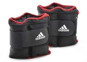Утяжелители 2 шт по 1 кг Adidas ADWT-12229
