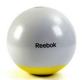 Мяч для фитнеса (фитбол) 55 см Reebok RSB-10015 Grey