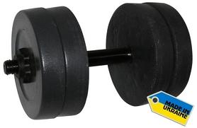 Фото 3 к товару Гантели наборные Newt Rock 2 шт по 10 кг