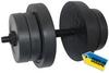 Гантели наборные Newt Rock 2 шт по 20 кг - фото 3