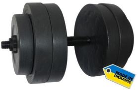 Фото 2 к товару Гантели наборные Newt Rock 2 шт по 25 кг