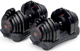 Гантели с переменным весом Bowflex SelectTech 1asd3455 (2 шт)