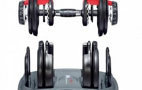 Фото 3 к товару Гантели с переменным весом Bowflex SelectTech 1asd3455 (2 шт)