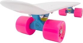 Скейтборд Baby Miller Original Fluor White