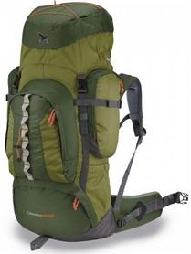 Рюкзак туристический Salewa Cammino 60+10 л зеленый