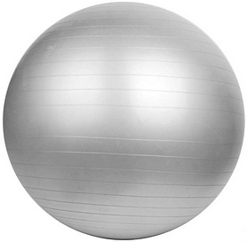 Фото 1 к товару Мяч для фитнеса (фитбол) 75 см Rising Anti Burst Gym Ball
