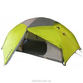 Палатка трехместная Salewa Latitude III зеленая