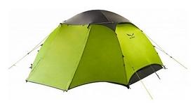 Палатка трехместная Salewa Sierra Leone III зеленая