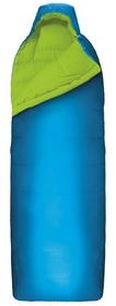 Мешок спальный (спальник) Salewa Micro 650 Quattro левый синий