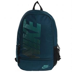 Рюкзак городской Nike Classic North 25 л зеленый
