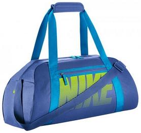 Сумка спортивная женская Nike Women S Gym Club синяя