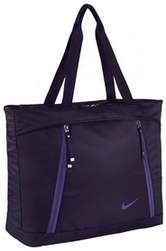 Сумка городская женская Nike Auralux Tote фиолетовая
