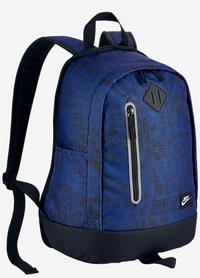 Рюкзак детский Nike Ya Cheyenne Print BP синий