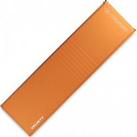 Коврик самонадувающийся Trimm Velvety orange