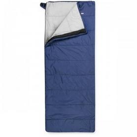 Мешок спальный (спальник) Trimm Travel mid blue 195 R
