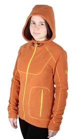 Толстовка женская Turbat Grofa Kap оранжевая