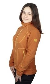 Толстовка женская Turbat Grofa оранжевая