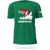 Футболка женская Turbat Gorgany Race зеленая - фото 1