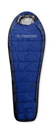 Мешок спальный (спальник) Trimm Highlander 195 L mid blue/sea левый